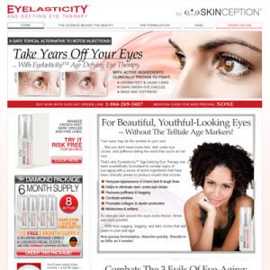 Skinception-Eyelasticity