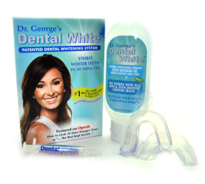 Dr-Georges-Dental-White-Teeth-Whitening-System
